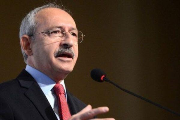 CHP lideri Kılıçdaroğlu'ndan tüm partililere ortak çağrı