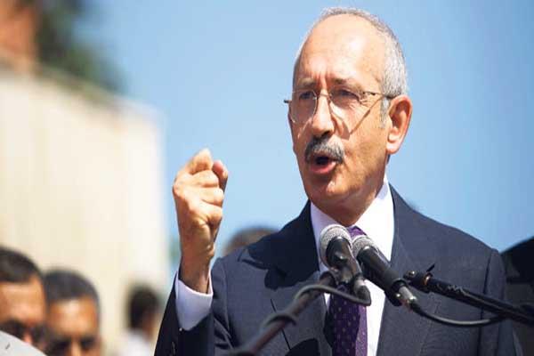 CHP lideri, 'Milletin cebinde bırak Avro'yu Türk lirası kalmadı'
