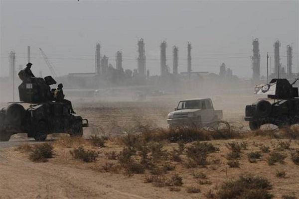 DAEŞ Kerkük'teki petrol kuyularına ilerliyor