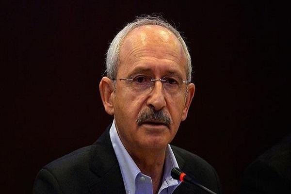 CHP lideri Kılıçdaroğlu TBMM'de yaşanan gerginliklere ilişkin konuştu