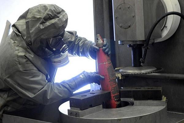 Irak'ta kimyasal silahlı intihar saldırısı