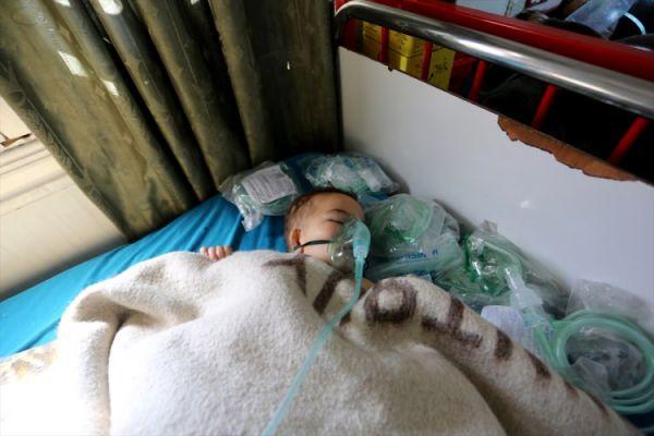 KSYÖ araştırdı İdlib'de sarin gazı kullanıldı