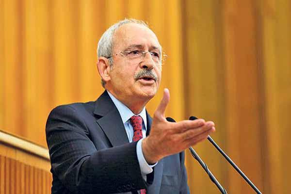 Kemal Kılıçdaroğlu CHP'ye yönelik iddialarla ilgili konuştu