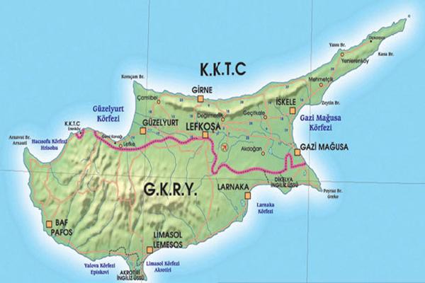 Güney Kıbrıs'ta bayram yasağı uygulanıyor