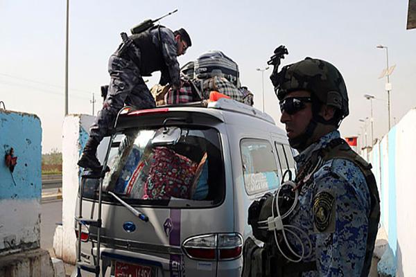 Bağdat IŞİD tehlikesi altında