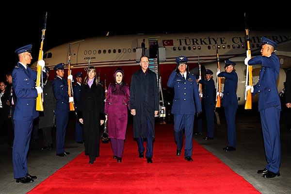 Cumhurbaşkanı Erdoğan Kolombiya'ya gitti
