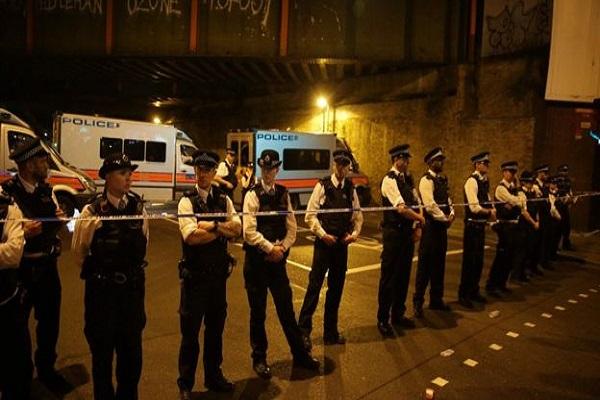 Londra saldırısının görgü tanığı o anları anlattı