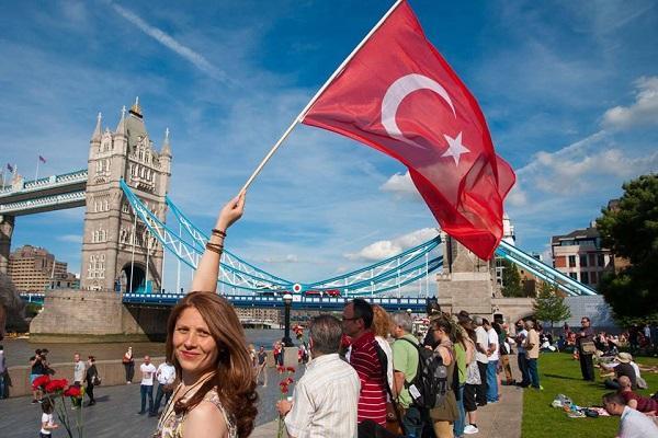 LOZAN THAMES NEHRİNDE KUTLANACAK