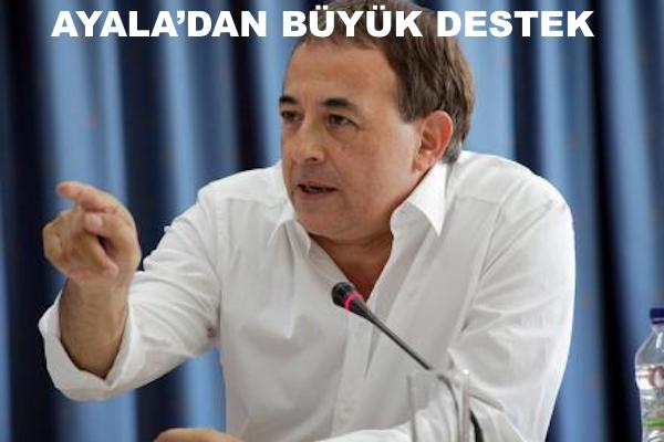 Luis Ayala, Adalet Yürüyüşünede Kılıçdaroğlu ile yürüyecek