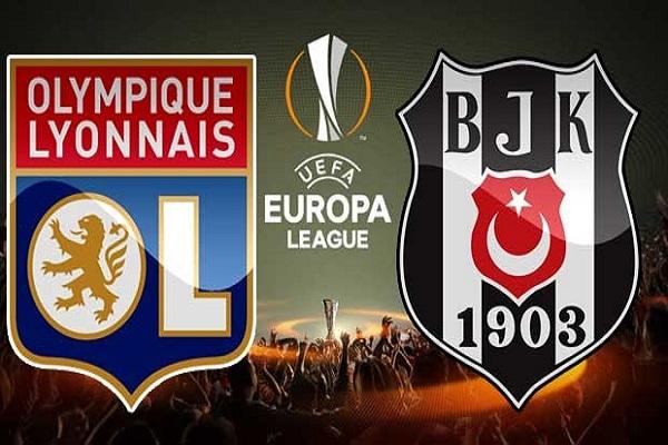 Lyon Beşiktaş maçı Fransız basınında