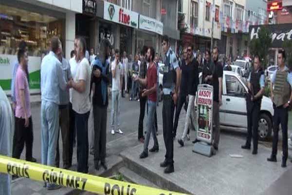 Maltepe Ülkü Ocakları binasına saldırı