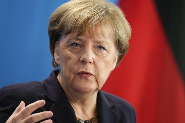 Almanya Başbakanı Merkel'den Türkiye'yi kızdıracak açıklama