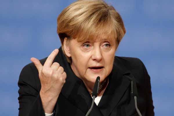 Almanya Başbakanı Merkel'den flaş Türkiye açıklaması