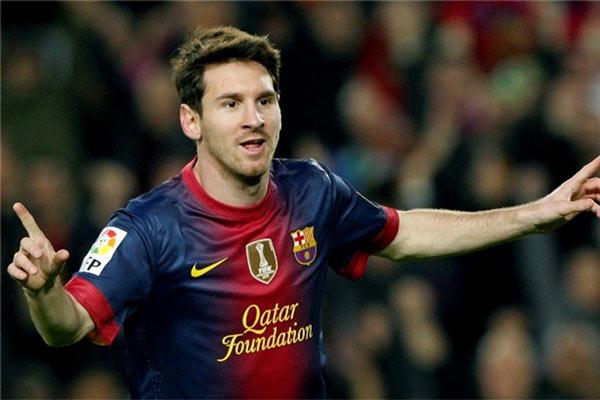 Messi'ye verilen cezaya Barcelona'dan tepki