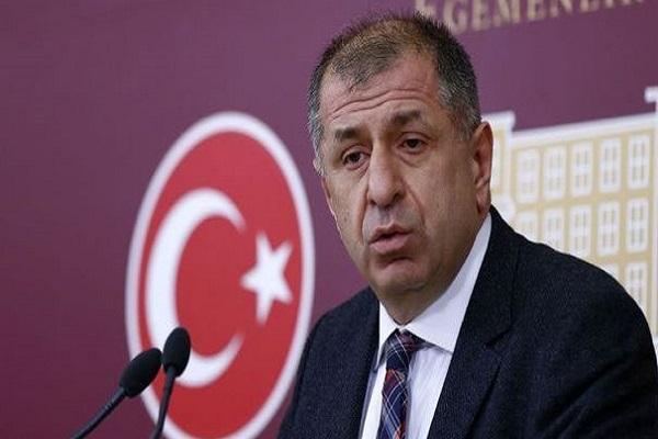 MHP Milletvekili Ümit Özdağ genel başkanlığına adaylığını açıkladı