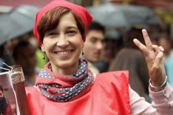 Nuriye Gülmen 'Biz devrimci kadınlar savaşıyoruz'