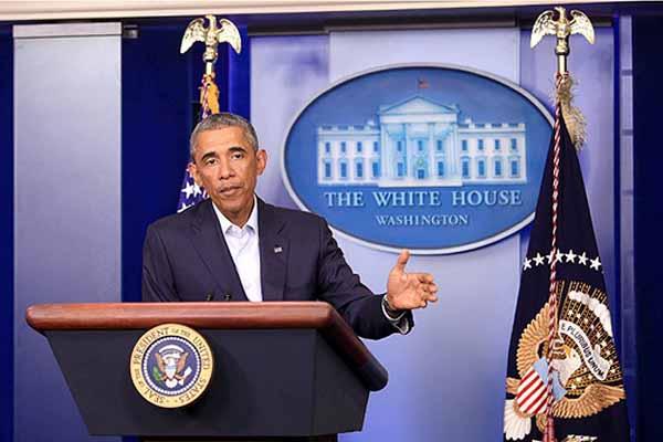 Obama 'IŞİD'le mücadelede henüz stratejimiz yok'