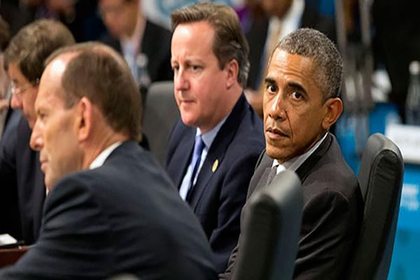 G20 zirvesinde Barack Obama'nın benzetmesi çok konuşuldu