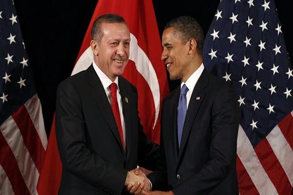 Recep Tayyip Erdoğan ve Obama'ın IŞİD görüşmeleri