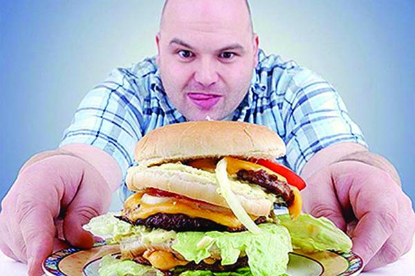 2025'te dünya genelinde her 5 kişiden 1'i obez olacak