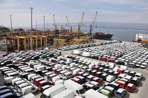 Otomotiv ihracatında 'aslan payı' dört ilin