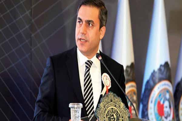 Hakan Fidan MİT Müsteşarlığı görevine geri döndü