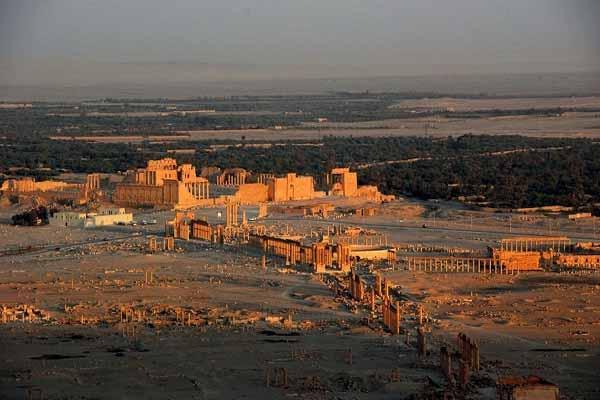 IŞİD, antik kent Palmira'yı ele geçirdi