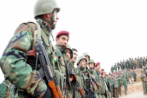 Peşmerge'nin Kobani'ye geçiş için kullanacağı muhtemel rotalar