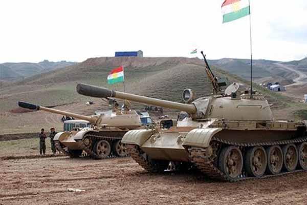 Peşmerge güçlerinden IŞID operasyonu