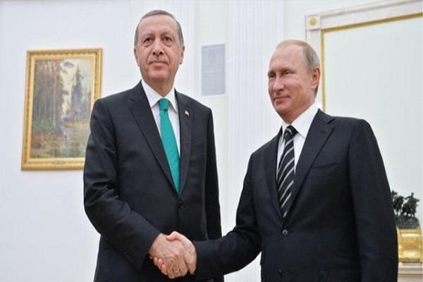 Erdoğan ve Putin bugün Ankara'da bir araya gelecek