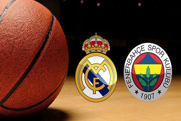 Real Madrid Fenerbahçe maçı ne zaman saat kaçta hangi kanalda oynanacak