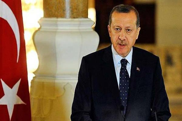 Recep Tayyip Rrdoğan'dan sert tezkere cevabı