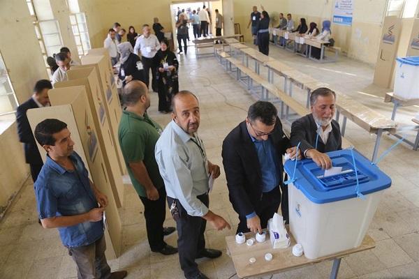 IKBY'de yapılan referandum oylamasının sonuçları belli oldu