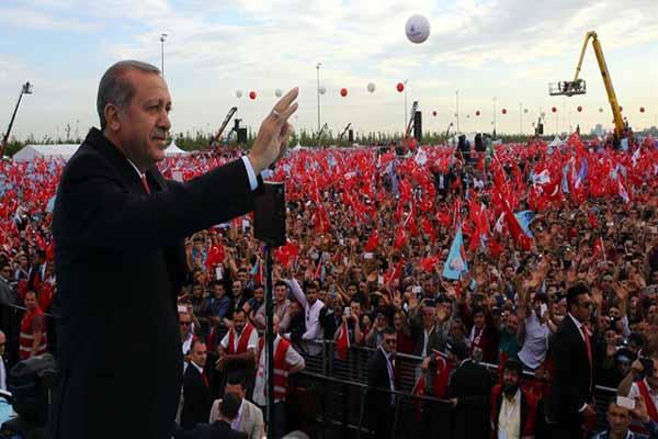 Cumhurbaşkanı Erdoğan, New York Times'ı eleştirdi