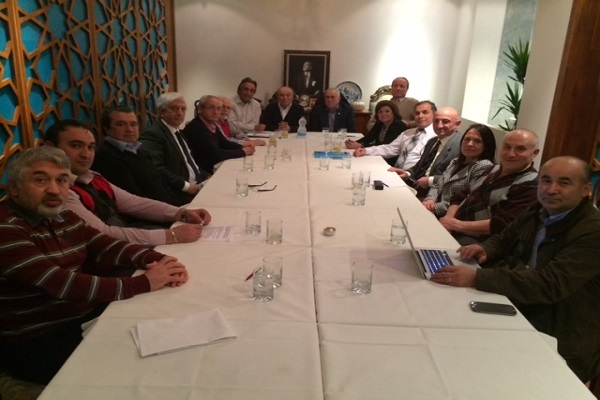 Londra'da yeni Türk Toplum Örgütü kısa adı ile ROTA hizmete başladı