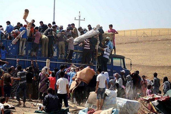 Suriyeli sığınmacıların sayısı 130 bini aştı