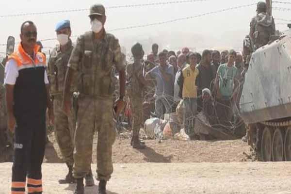Suriye sınırında patlama, 3 çocuk yaralandı