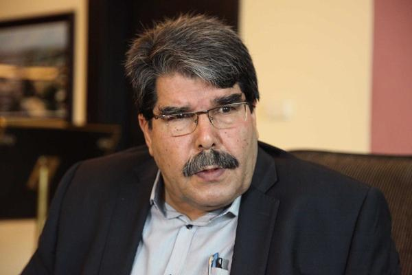 PYD Lideri Salih Müslim'den sürpriz Türkiye ziyareti