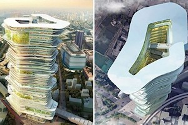 İngiltere'ye 300 metrelik şehir inşa edilecek