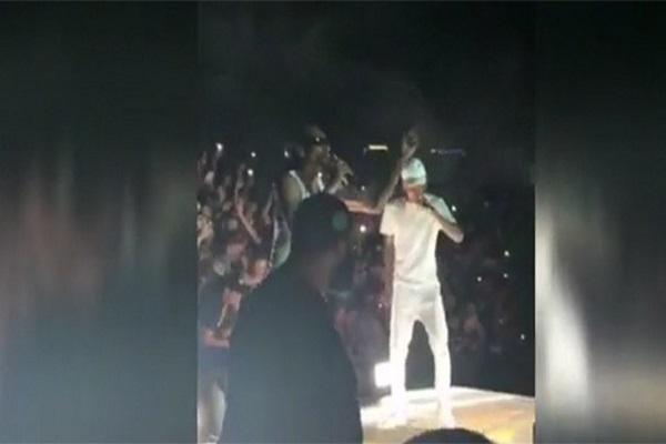 Snoop Dogg konserinde büyük izdiham, 42 kişi yaralandı