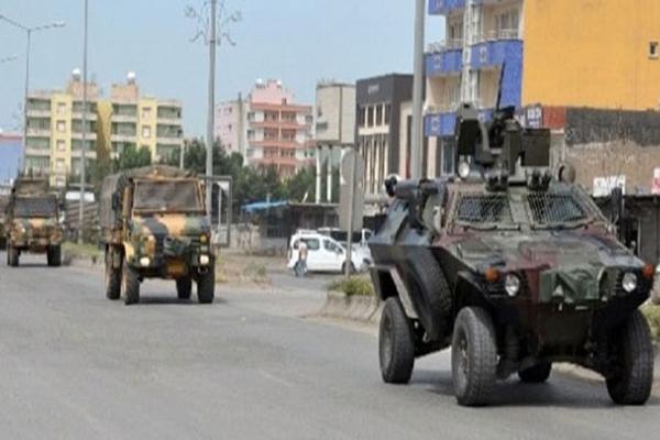 Diyarbakır Valiliği'nden sokağa çıkma yasağı