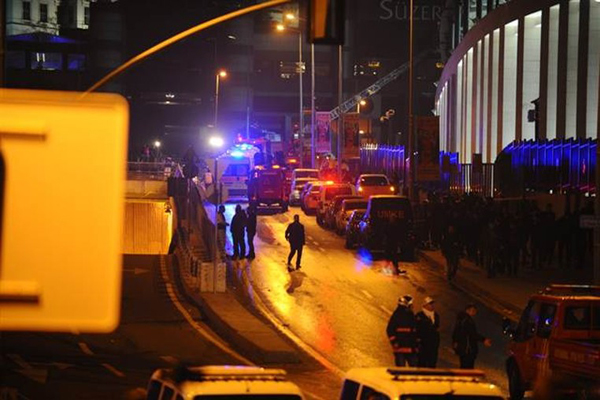 Beşiktaş'taki terör saldırısı nedeniyle ülke genelinde bir günlük milli yas ilan edildi