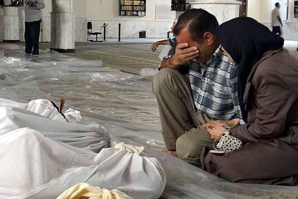 Suriye ordusunun operasyonunda 75 kişi öldü