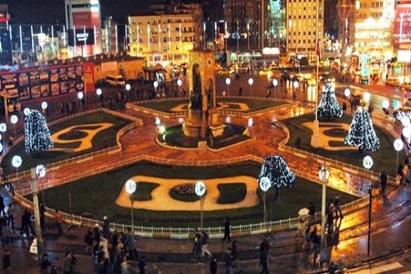 Karar verildi Taksim'de kutlamalar yapılmayacak