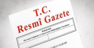 Yeni torba yasa Resmi Gazete'de yayınlandı