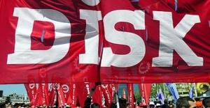 DİSK'ten 1 Mayıs programına ilişkin açıklama