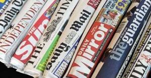 İngiliz basını Suriye operasyonunu yazıyor