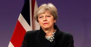 İngiltere Başbakanı May Suriye operasyonu hakkında konuştu