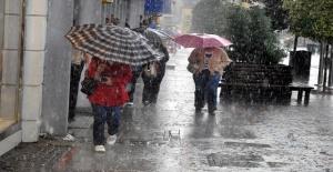 Meteoroloji il il uyardı, sağanak yağış geliyor