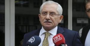 YSK Başkanı Sadi Güven#039;den...